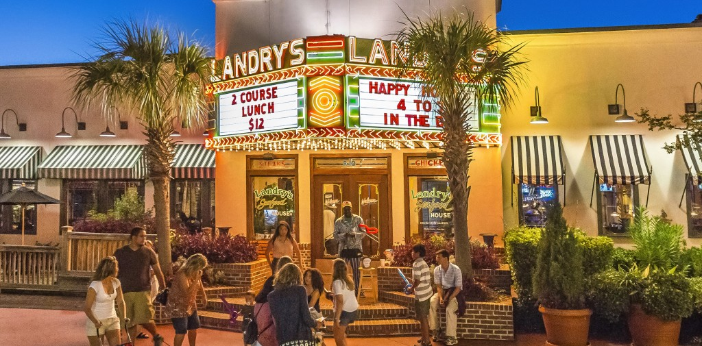 Landry's Seafood at Broadway at the Beach