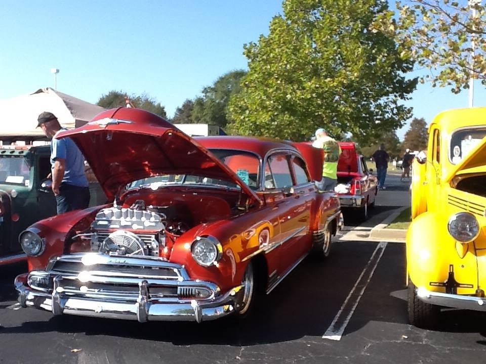 Broadway At The Beach Car Show The Best Beaches In The World