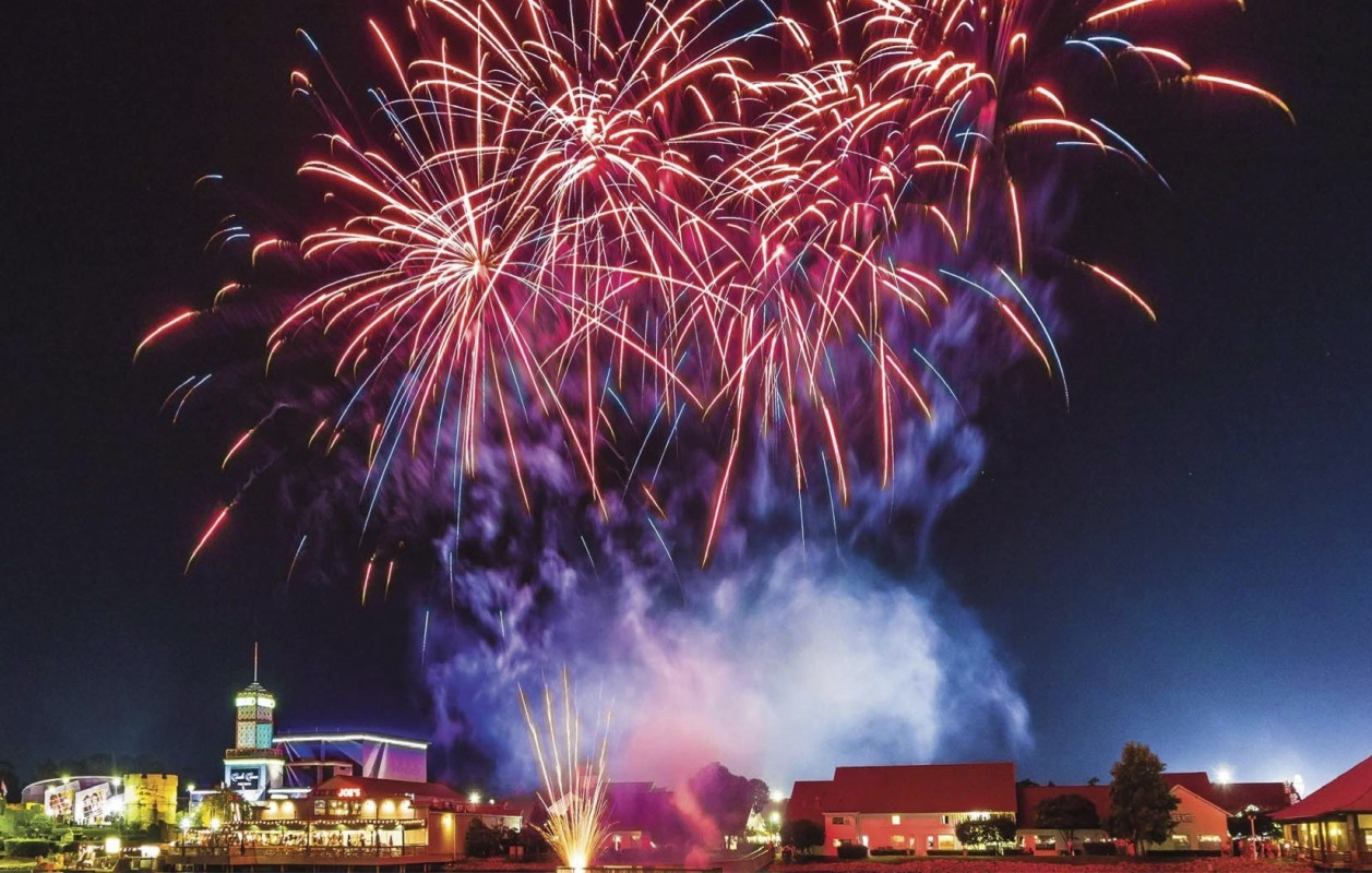 how to enjoy free entertainment fireworks and more all summer long