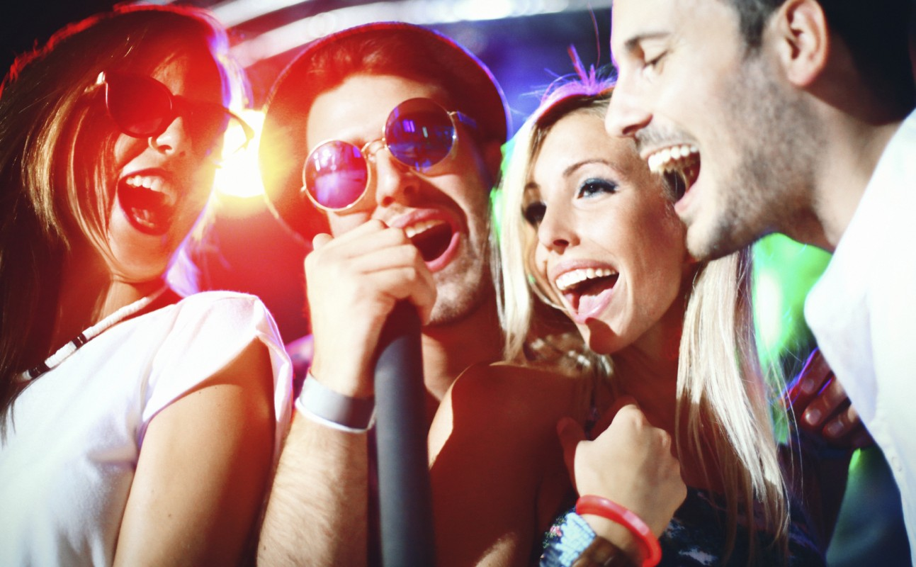 Sự biến dạng karaoke là các hành vi vi phạm pháp luật trá hình