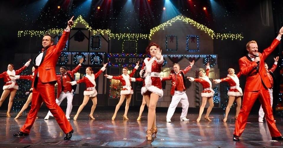 Get In The Holiday Spirit With Shows At The Palace Theatre And ...