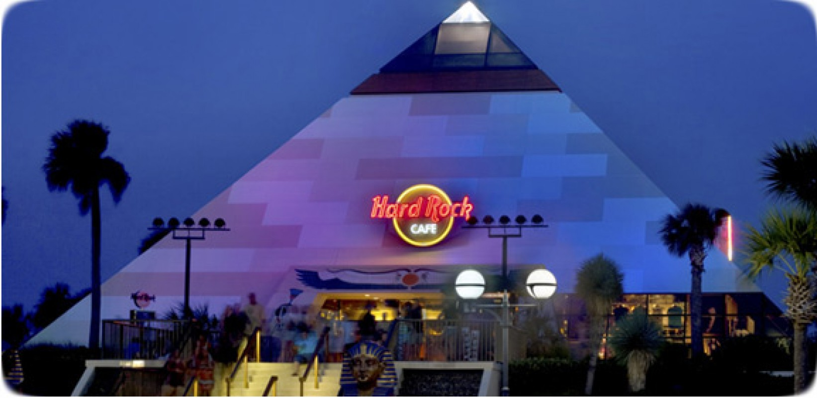 Discover Great Food Fun At Myrtle Beach S Only Pyramid