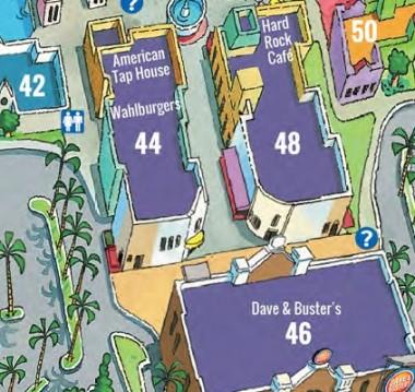 Malibu S Surf Bar Celebrations Map Location At Broadway The Beach