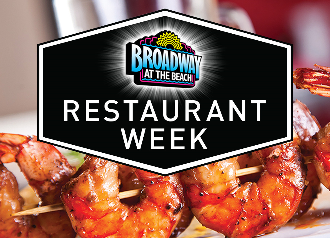 Broadway Restaurant Week At The Beach